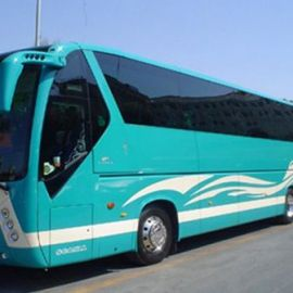 Bus schedule from Thessaloniki to Mount Athos