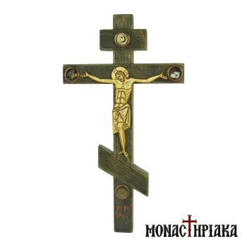 Hand Made Cross from Mount Athos