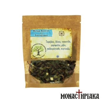 Herb Mixture for Detoxification of the Holy Dormition Monastery