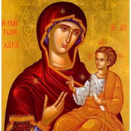 Theotokos the Joy of All
